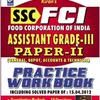FCI Food Corporation Of India Assistant Grade-III Paper-II (General, Depot, Accounts & Technical) Practice Work Book by Kiran Prakashan