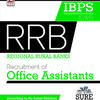 IBPS (CWE) RRB Recruitment of Office Assistants : Sure Success Package (English) 2nd  Edition by R Tolani