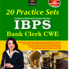 IBPS Bank Clerk 20 Practice Sets Common Written Examination (English) by Arihant Experts