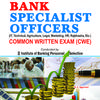 IBPS Bank Specialist Officers CWE Common Written Exam: IT, Technical, Agriculture, Legal, Marketing, HR, Rajbhasha, Etc. (English) by RC Aggarwal