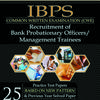 IBPS Common Written Examination (CWE): Recruitment of Bank Probationary Officers/ Management Trainees for 19 Public Sector Banks (English) by Sanjay Kumar