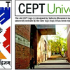 PhD in Architecture Admission 2015, CEPT University