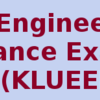 KLUEEE 2015 Notification and Exam Dates announces by KL University