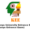 Karunya Entrance Exam (KEE) 2016 Notification and Exam Date
