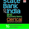 SBI & Associate Banks Clerical Examination 16 Practice Papers (English) by Unique Research Academy, Unique Research Academy