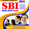 Ultimate Guide to SBI Bank Clerk Exam (English) by Disha Experts