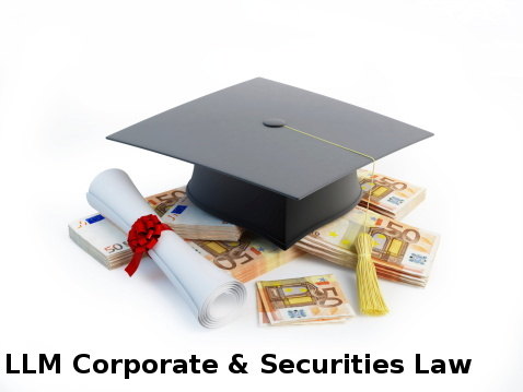 Master of Laws (LLM Corporate & Securities Law)