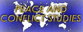 Master of Arts (MA Peace and Conflict Studies)