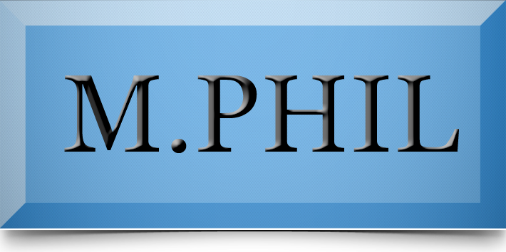 Master of Philosophy (MPhil)