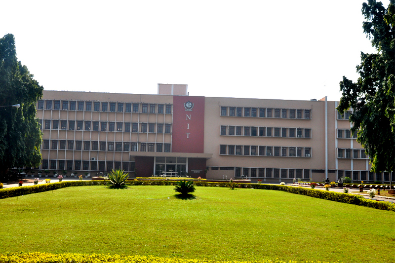 NIT-Rourkela is the 5th best university in India