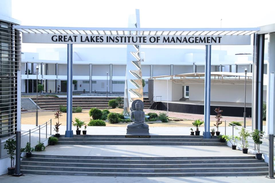 PGDM Admission 2015, Great Lakes Institute of Management, Chennai