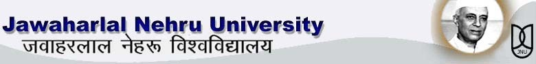 Ph.D Admissions 2015 at Jawaharlal Nehru University