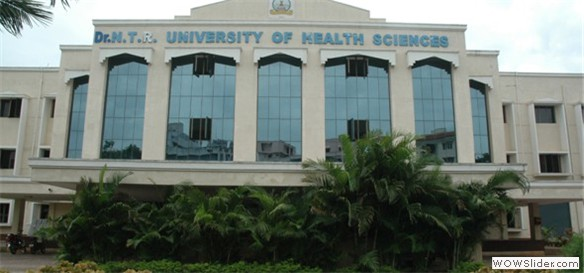 BSc Nursing Admission 2014, Dr. NTR University of Health Sciences, Vijayawada