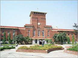 MBA and MHRD Admission 2015, University of Delhi