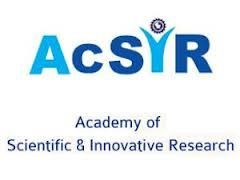 PhD Admission 2015,Academy of Scientific and Innovative Research (AcSIR), New Delhi