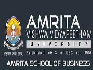 MBA Admission 2015, Amrita School of Business, Coimbatore
