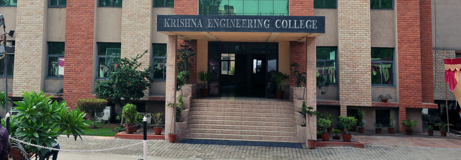 BTech and MTech Admission 2014-15, Krishna Engineering College (KEC), Ghaziabad