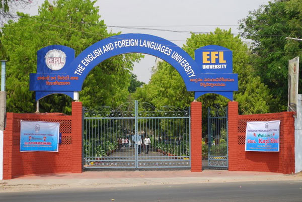 PGDTE Admission 2014-15, English and Foreign Languages University (EFLU), Hyderabad