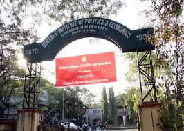PhD Admission 2015, Gokhale Institute of Politics and Economics (GIPE), Pune