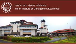 Executive Post Graduate Programme in Management (EPGP) Admission 2014 - 15, IIM Kozhikode