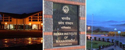Executive Post Graduate Certificate Programmes @ Indian Institute of Management (IIM), Kozhikode 2015