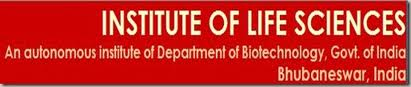 PhD Programme Admission 2014 at The Institute of Life Sciences (ILS), Bhubaneswar