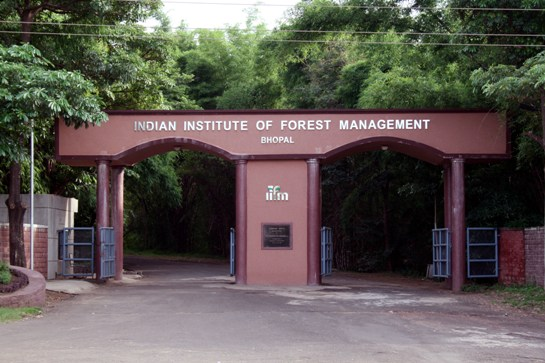Post Graduate Diploma in Forestry Management (PGDFM) Admission 2015-17, Indian Institute of Forest Management