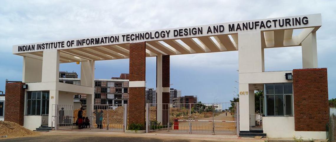 PhD Admission 2015, Indian Institute of Information Technology Design & Manufacturing (IIITD&M), Chennai