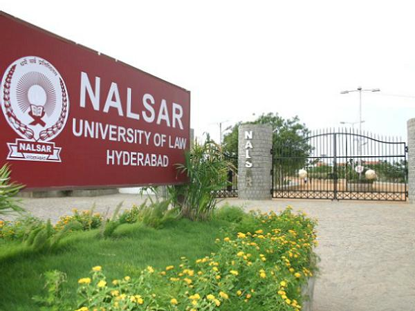 MBA Admissions 2015, NALSAR University of Law, Hyderabad