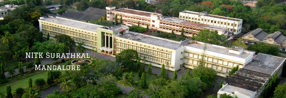 PhD Programmes Admission 2014-15, National Institute of Technology Karnataka (NITK), Surathkal