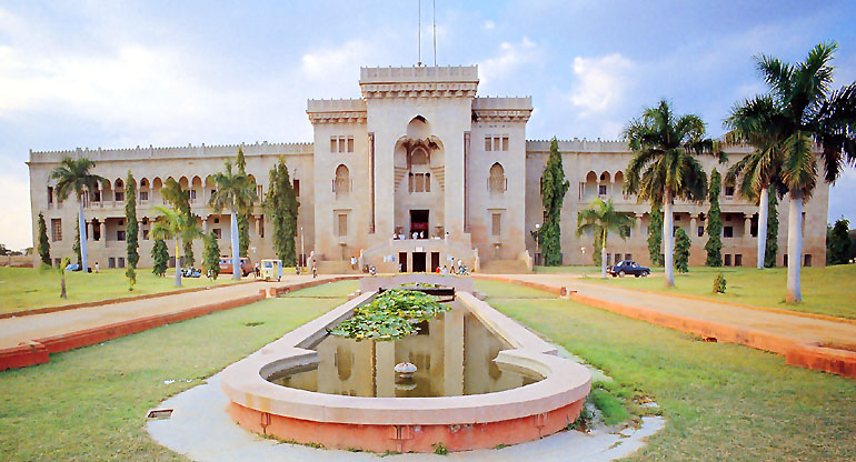 Advanced PG Diploma Courses in Healthcare 2014-15,  Osmania University, Hyderabad