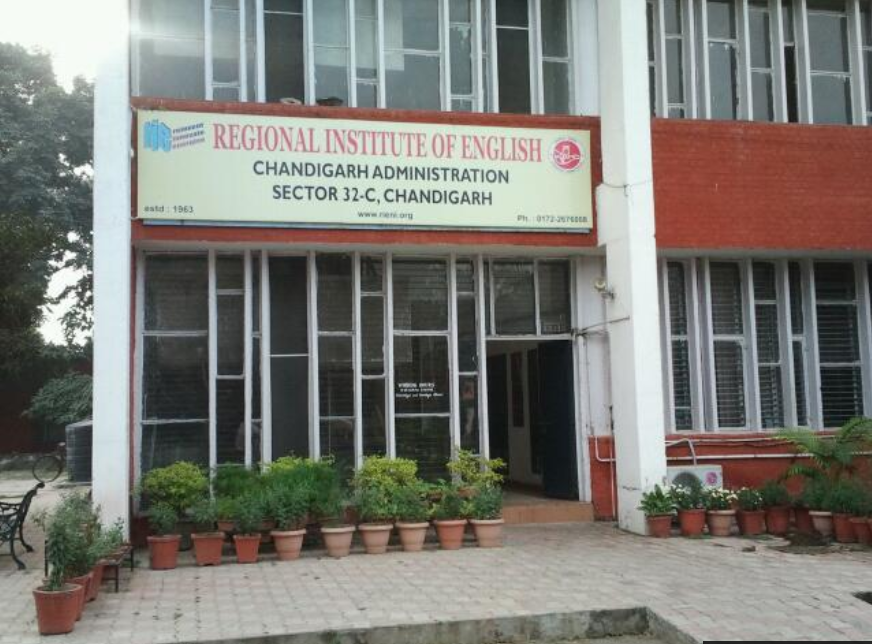 PG Certificate in Teaching of English 2014-15, Regional Institute of English (RIE), Chandigarh