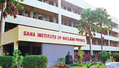 PhD Admission 2015, Saha Institute of Nuclear Physics
