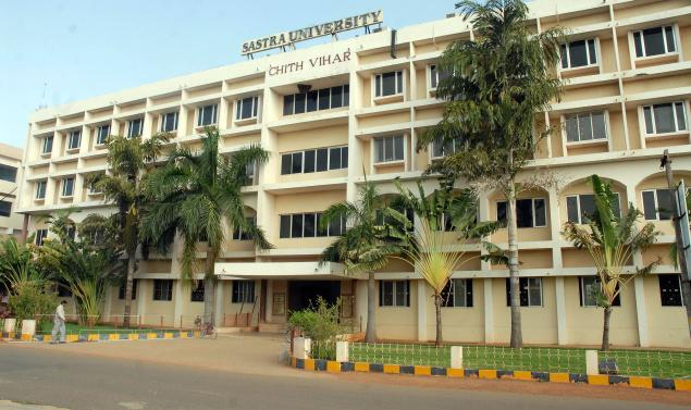 Distance Education BEd Admission 2015-16, Sastra University,Thanjavur