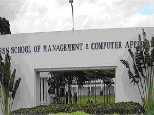MBA Admission 2015, SSN School of Management, Chennai