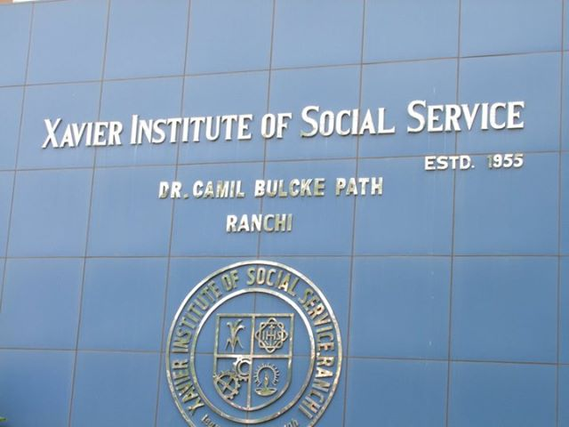 PGDM Admission 2016, Xavier Institute of Social Service Ranchi