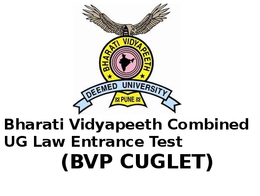 Bharati Vidyapeeth Combined UG Law Entrance Test (BVP CUGLET) 2015 Notification and Exam Date