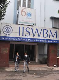 MBA and MHRM Admissions 2015-17, Indian Institute of Social Welfare and Business Management  (IISWBM) Kolkata