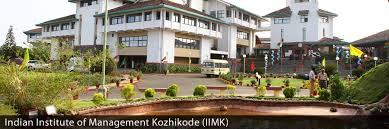 Fellow Programme in Management (FPM) 2015, Indian Institute of Management (IIM), Kozhikode