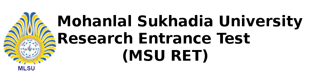 MSU RET 2014 Notification and Exam Date