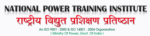 Graduate Engineers Course (Thermal) Admission 2015-16, National Power Training Institute (NPTI), Neyveli
