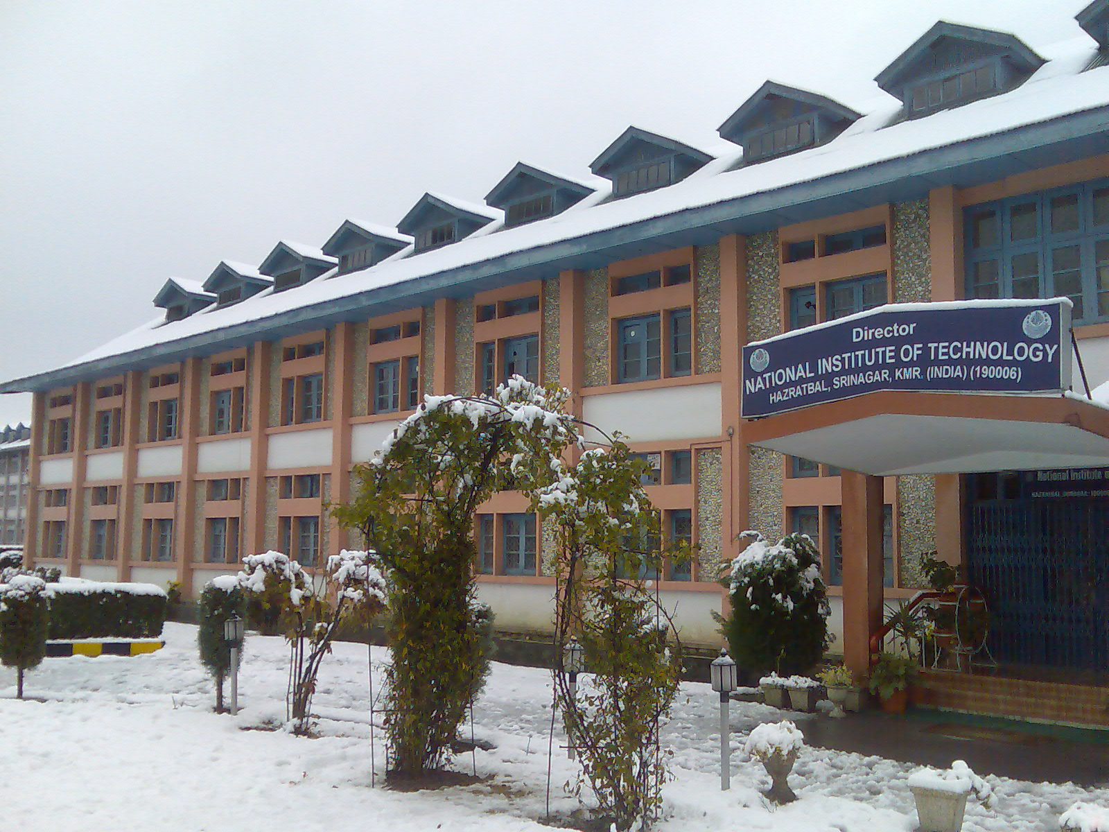 MPhil and Phd Admission 2015, National Institute of Technology, Srinagar