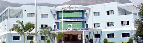 MVSc MFSc Admission 2014-15, Sri Venkateswara Veterinary University (SVVU), Tirupati