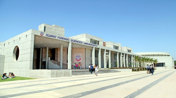 Admissions to Post Graduate Degree Forensic Odontology programmes at Gujarat Forensic Sciences University, Gandhinagar