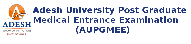 AUPGMEE 2015 Notification and Exam Date