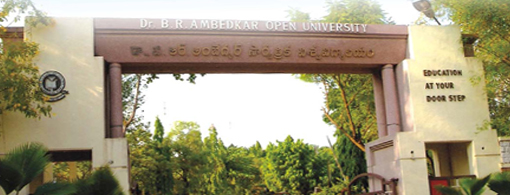 MBA Admission 2015, BR Ambedkar Open University, Hyderabad