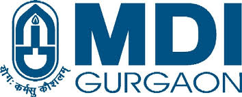 PGPM Part Time Admission 2015, Management Development Institute (MDI), Gurgaon