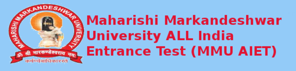 MMU All India Entrance Test 2015 for MDS Admission