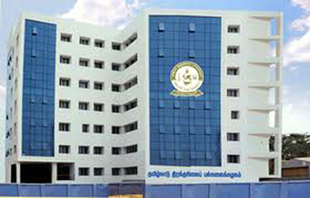 PhD Admission 2015, Tamil Nadu Open University, Chennai
