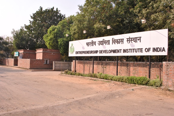 PGDM Development Studies Admission 2015 @ Entrepreneurship Development Institute of India, Gandhinagar